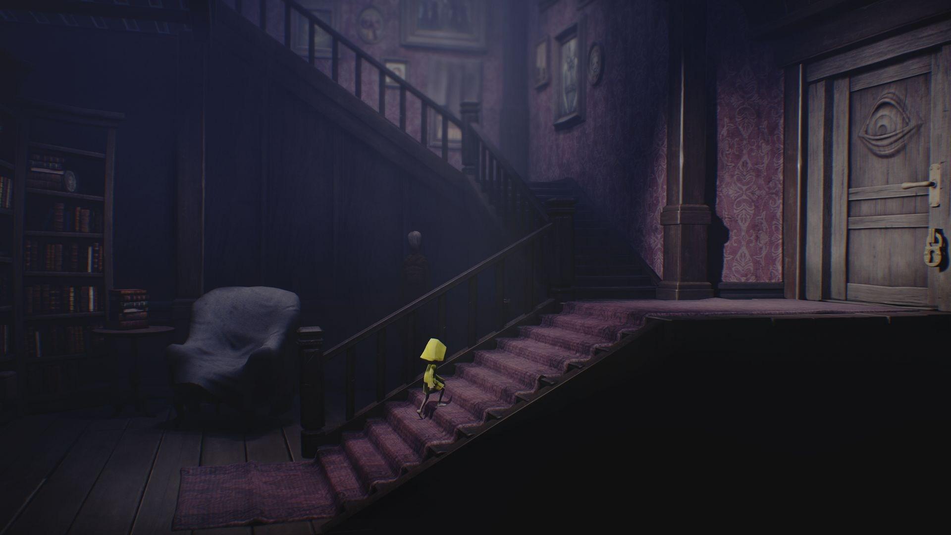 بازی Little Nightmares