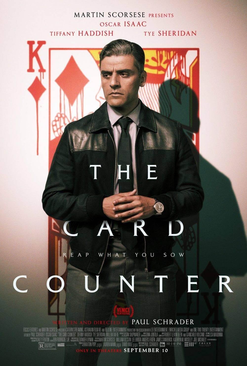 فیلم The Card Counter